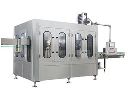 3600 BPH PET Soda Filling Machine