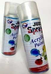 MetallicMulberry Green Color Aerosol Spray Paints - Just Spray Brand