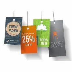 Hang Tag Printing Services