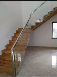 Toughened Railing Safety Glass