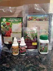 家庭花园有机营养套装
