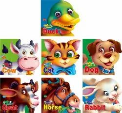 Who am I Series of Farm Animals 7 Different Books