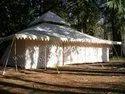 White Swiss Mahraja Deluxe Tent