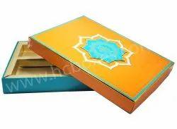 Neelkamal Dry Fruit 4 Part Box