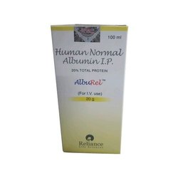 Alburel 20gm Solution for Infusion