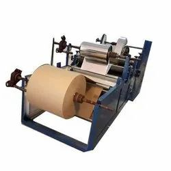 Paper Roll to Roll Lamination With Slitting