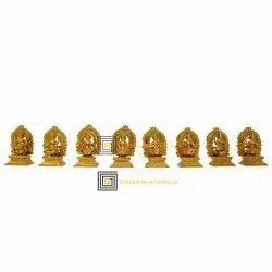 Ashtalakshmi Idols