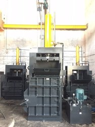 Single Container Baler
