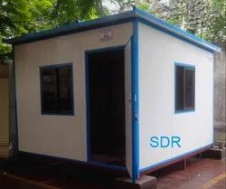 Prefabricated PUF RO Shelters