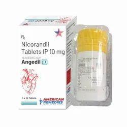 10 mg Nicorandil Tablets