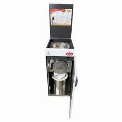 Single Phase Stoneless Flour Mill- Gold Vacuum