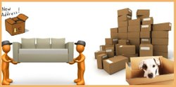 House Shifting Household Relocation Service, in Boxes