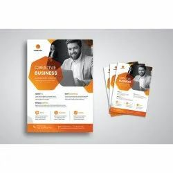 Paper Flyers Designing And Printing Service