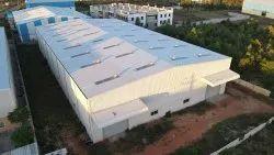 Steel PEB Pre Engineered Building