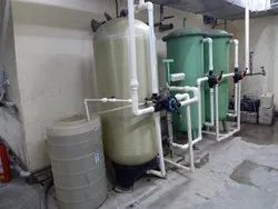 EFFLUENT TREATMENT PLANT FOR INDUSTRIES USE