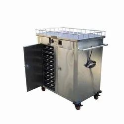 Hot Food Service Trolley (Electric)