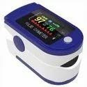 Professional Pulse Oximeter Fingertip Blood Oxygen Saturation Heart Monitor Meter,  Spo2 Dual Color