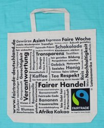 Cotton Bag With Printed Logo