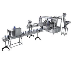Pet Bottling Machine