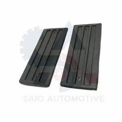 Pilar Targa Bar Trim Plate Para Suzuki Samurai Sj410 Sj413 Sj419 Sierra Santana