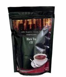 Organic Blended Pabhojan Black CTC Tea, Granules, 250g
