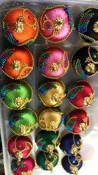 Silk Thread Earring Set