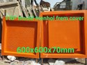 RCC Manhole Cover mould (chakkar plate)