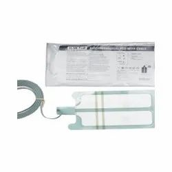 Slaney Disp. Electrosurgical Pad with Cable, Packaging Type: Box