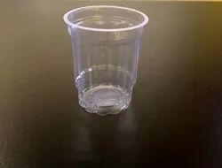 Plain 250ml Disposable Plastic Glass