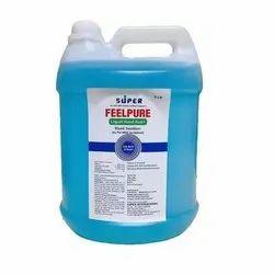 Hand Sanitizer Can Liquid 5 Litre