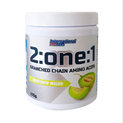 International Protein Branched Chain Amino Acids 2:1:1, 270g
