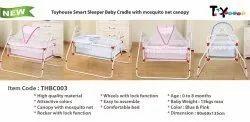 Folding Baby Cradle