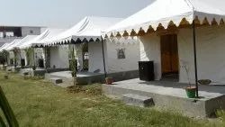 Swiss Cottage Tents For Resorts