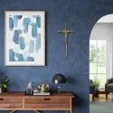 Jesus Christ Cross Wall Hanging Antique Design For Home, Office Decoration Made By Brass