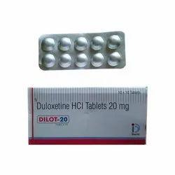 Duloxetine Hcl Tablets