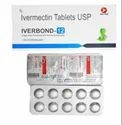 Iverbond-12 Ivermectin 12mg Tablets