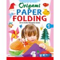 Origami Paper Folding With 28 Sheets in 7Fluorescent Colour 5 Different Books