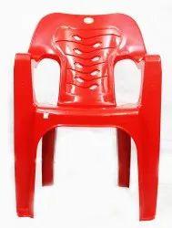 Happy Man Plastic Chair