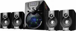 Zebronics 4.1 Multmedia Speaker UDAAN