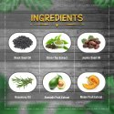Asbah Black Seed & Green Tea Shampoo