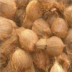 B Grade Solid Semi Husked Coconut, Packaging Size: 20 Kg, Coconut Size: Medium