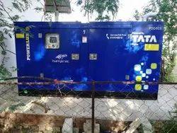125 KVA Tata Silent Diesel Generator, 3 Phase
