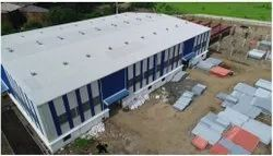 Manufacturing and Storage Building PEB Project