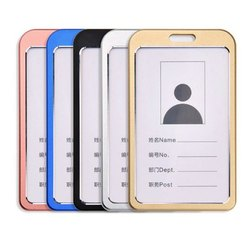 Aluminium Card Holder