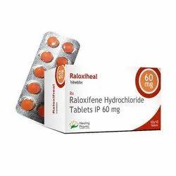 Ralista 60 Mg Raloxifene Tablets