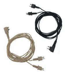 3 Pin Hearing Aid Cords