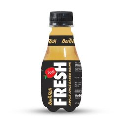 Born Rich Golden Fresh Apple Juice Drink, Packaging Size: 200ml