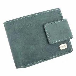 Hammonds Flycatcher RFID Protected Black Leather Wallet for Men HF581.