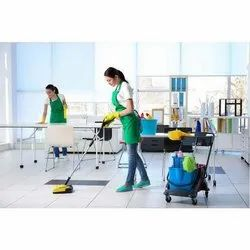 Offline Commercial Housekeeping Facility Management Services, in Pan India