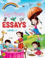 My First Essays Level One In Hindi And English